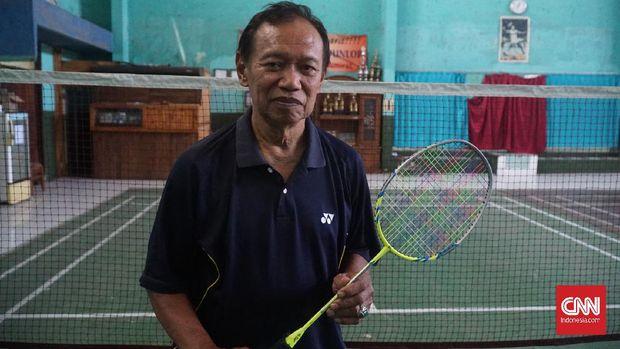 Legenda badminton Indonesia Iie Sumirat.