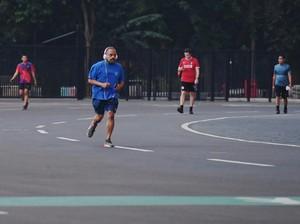 Mau Olahraga di GBK? Simak Aturannya Dulu di Sini