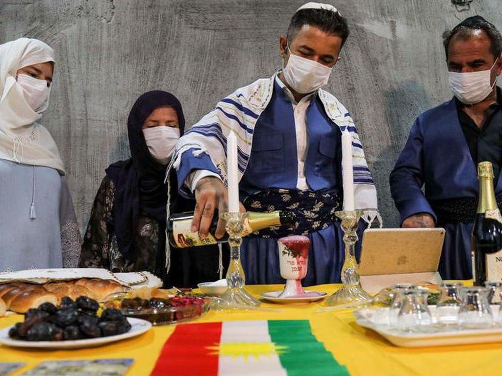 Jejak Peninggalan Yahudi yang Kian Meredup di Irak