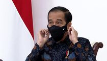 Jokowi Beri Waktu 2 Pekan ke Luhut-Doni untuk Tangani Corona di 9 Provinsi