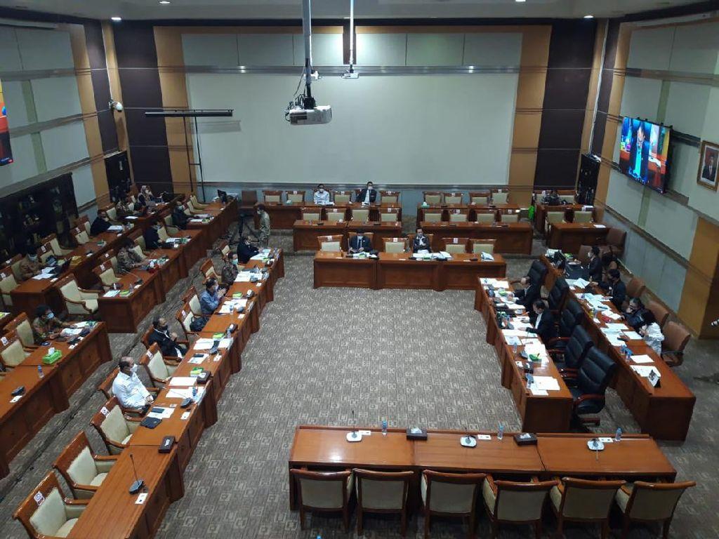 Ini Usulan Tambahan Anggaran LPSK, BNN, hingga BNPT Tahun 2021