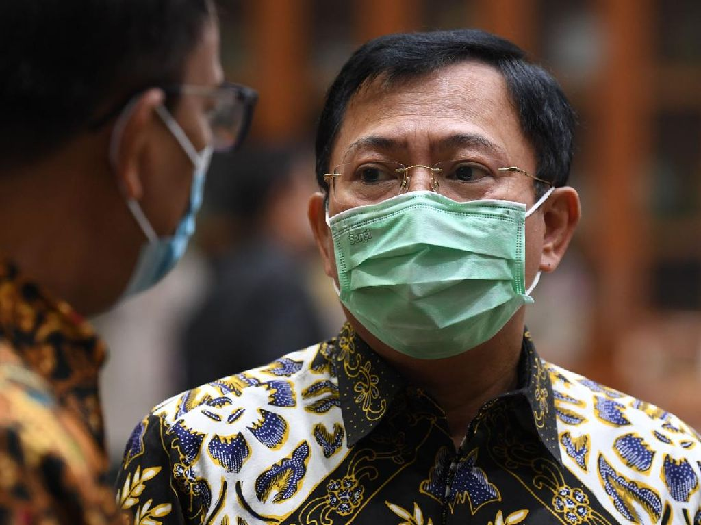 5 Organisasi Profesi Kesehatan Tuding Eks Menkes Terawan Bohongi Jokowi