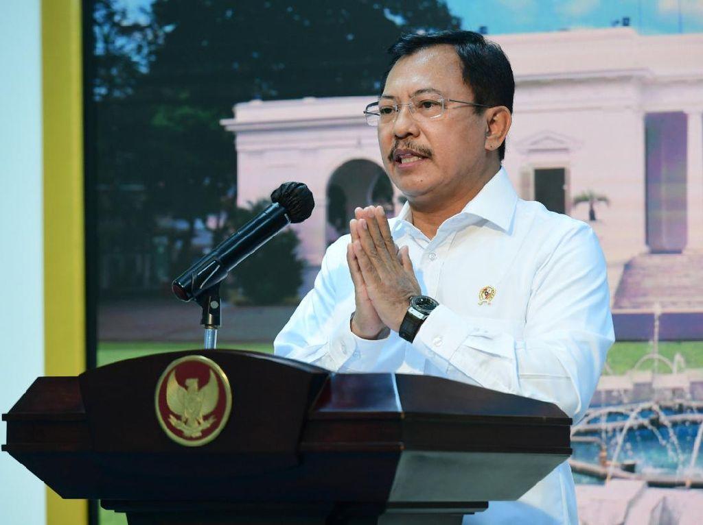 Rekam Jejak Terawan Agus Putranto Tangani COVID-19 di Indonesia