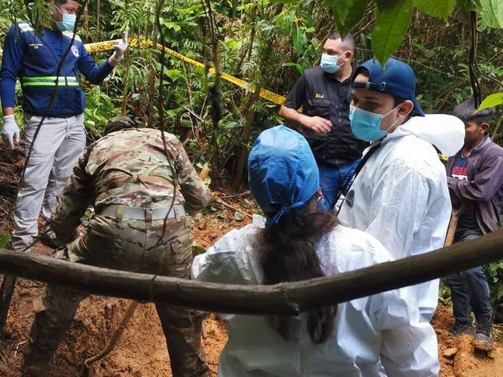 Misteri Kuburan Massal di Panama, Diduga Terkait Sekte Cahaya Baru Ilahi