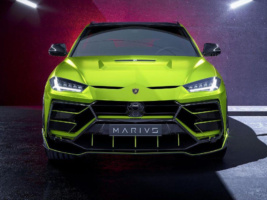 Modifikasi Lamborghini Urus Ini Klimaks Abis