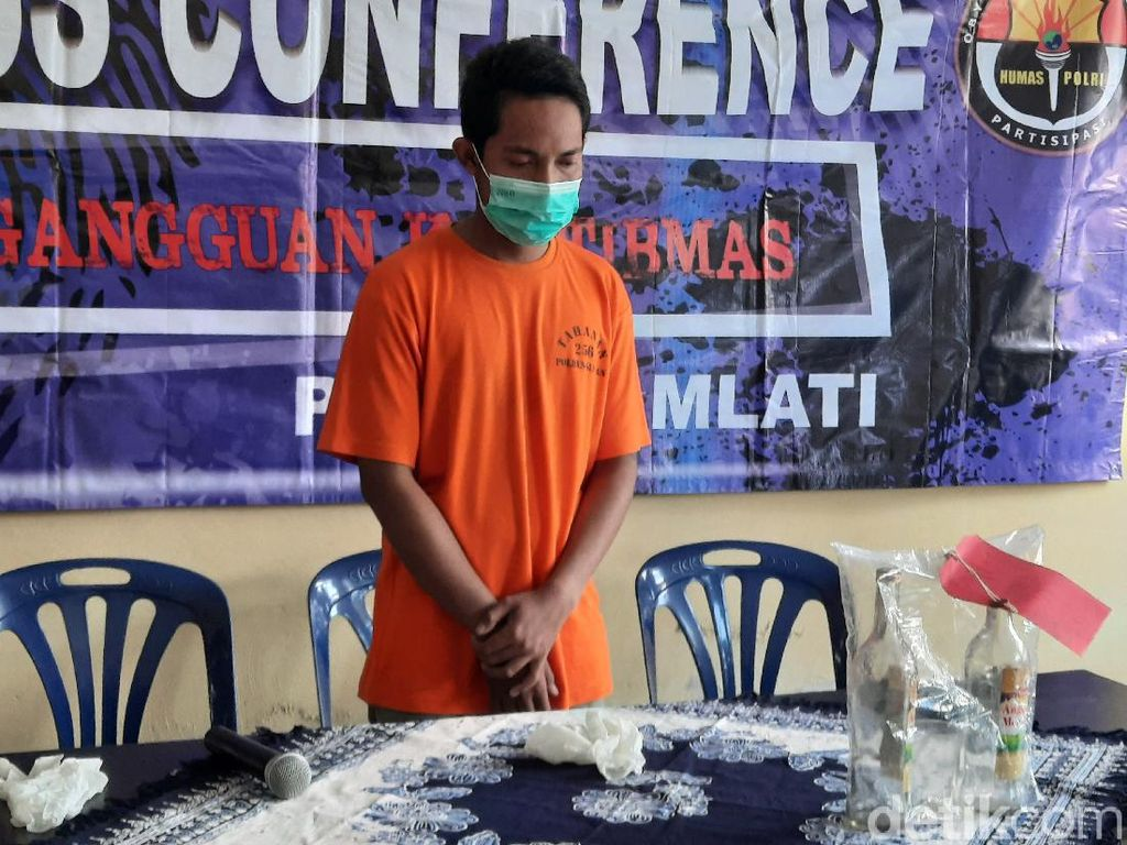 Seorang Gadis di Sleman Digerayangi Teman, Pelaku Ditangkap Polisi