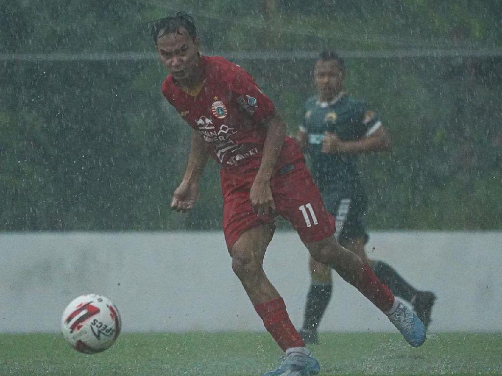 Uji Coba Persija Jakarta Vs Tira Persikabo: Macan Kemayoran Menang 1-0