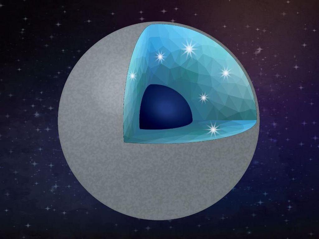 Ilmuwan Penasaran Eksistensi Planet Terbuat dari Berlian