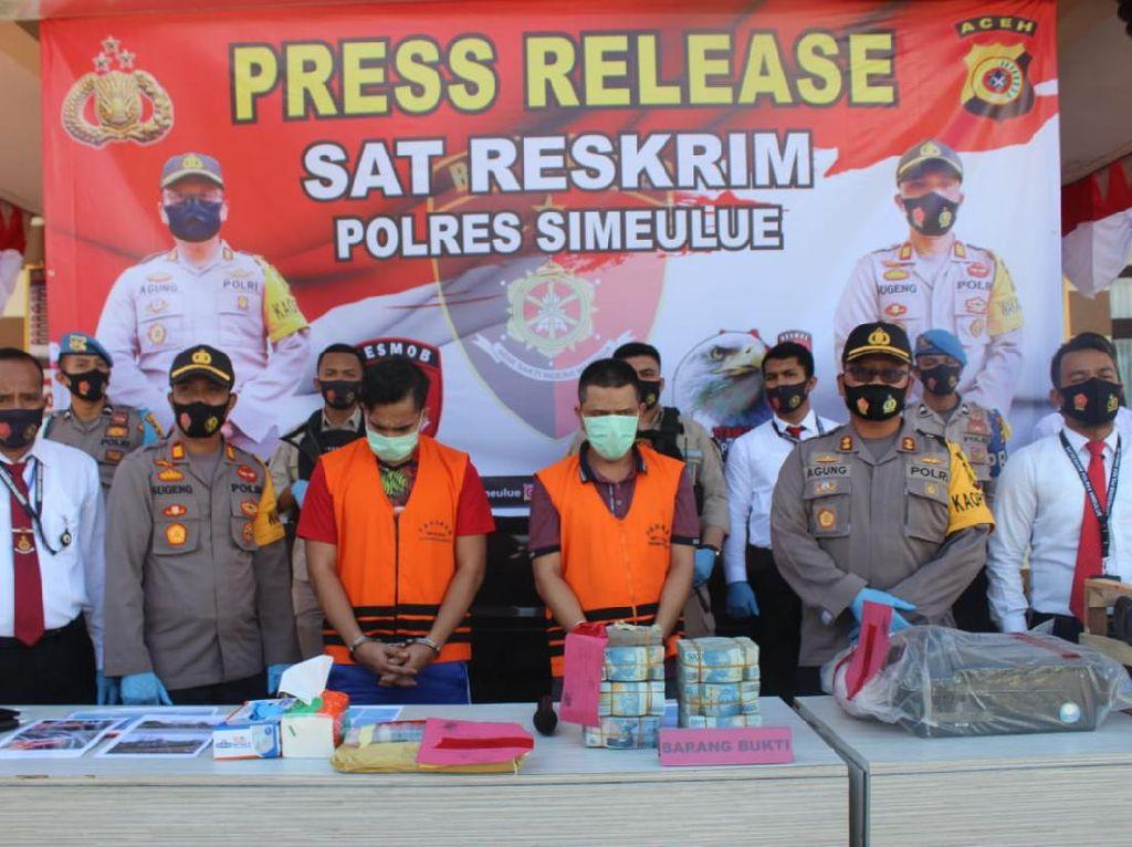 Polisi Tetapkan 2 Tersangka Korupsi Rp 1,2 M Proyek Air Bersih di Aceh