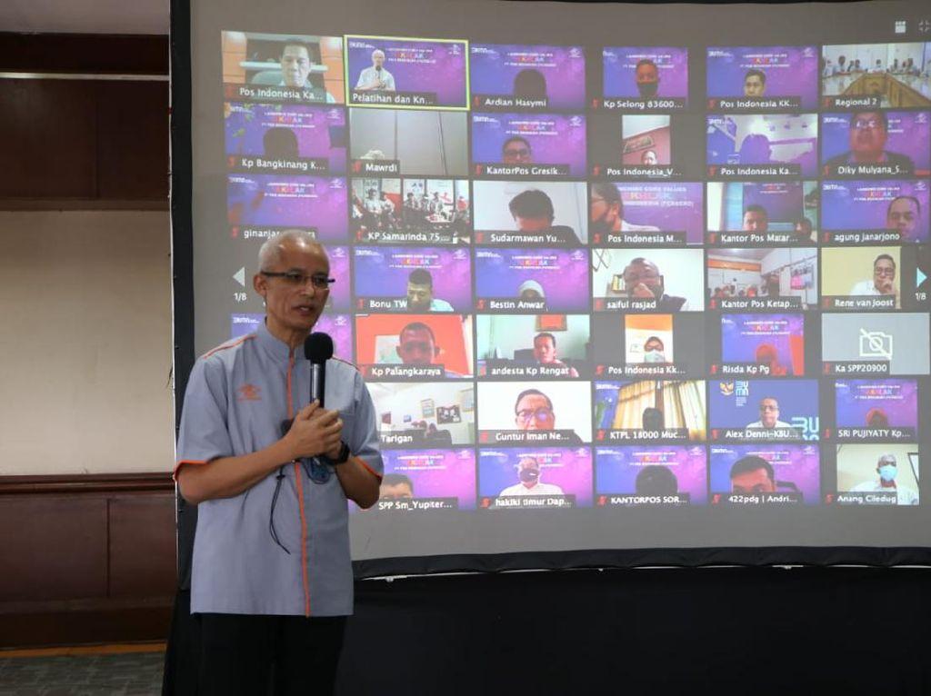 Pos Indonesia Implementasikan Nilai AKHLAK Jadi Budaya Perusahaan