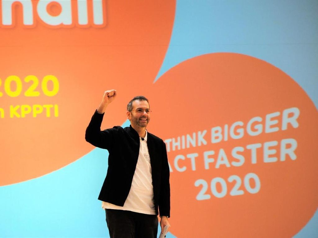 Intip Cara CEO Indosat Menjaga Fokus Saat Pandemi
