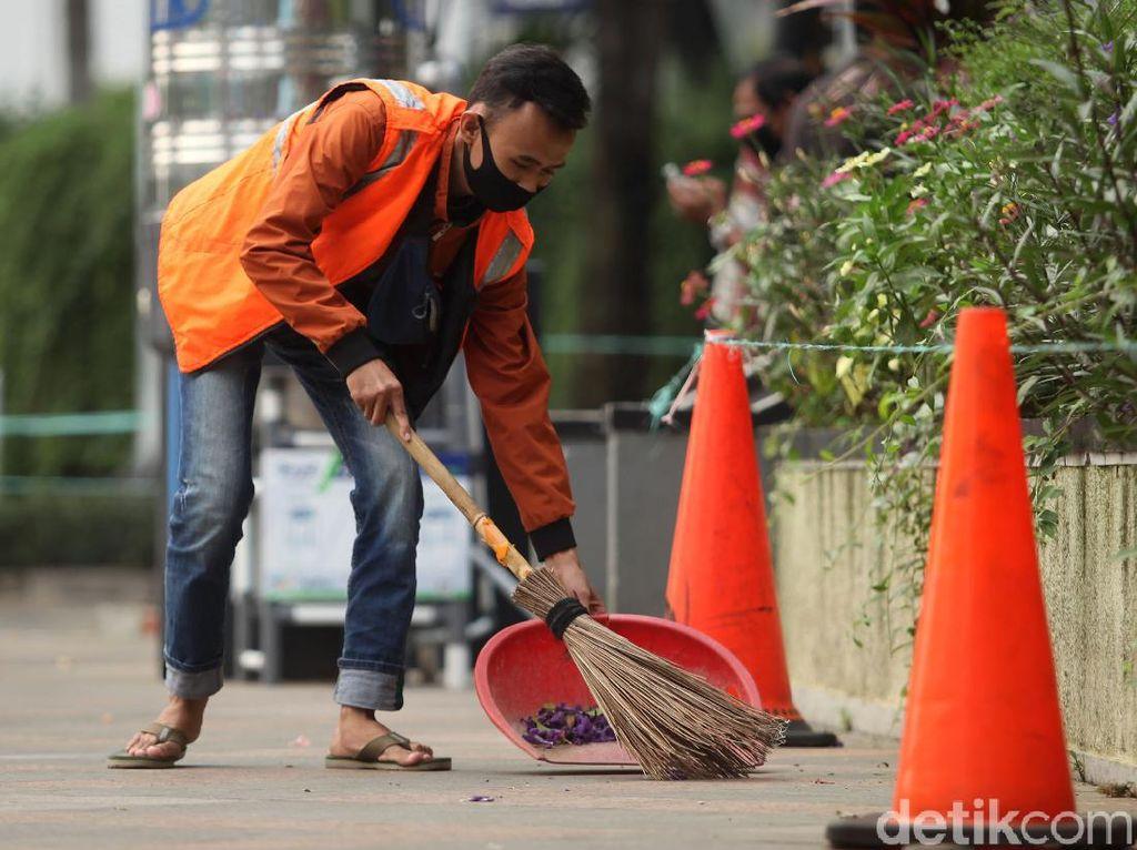 Siap-siap Sapu Jalanan Bila Masih Nekat Langgar PSBB di Jakarta
