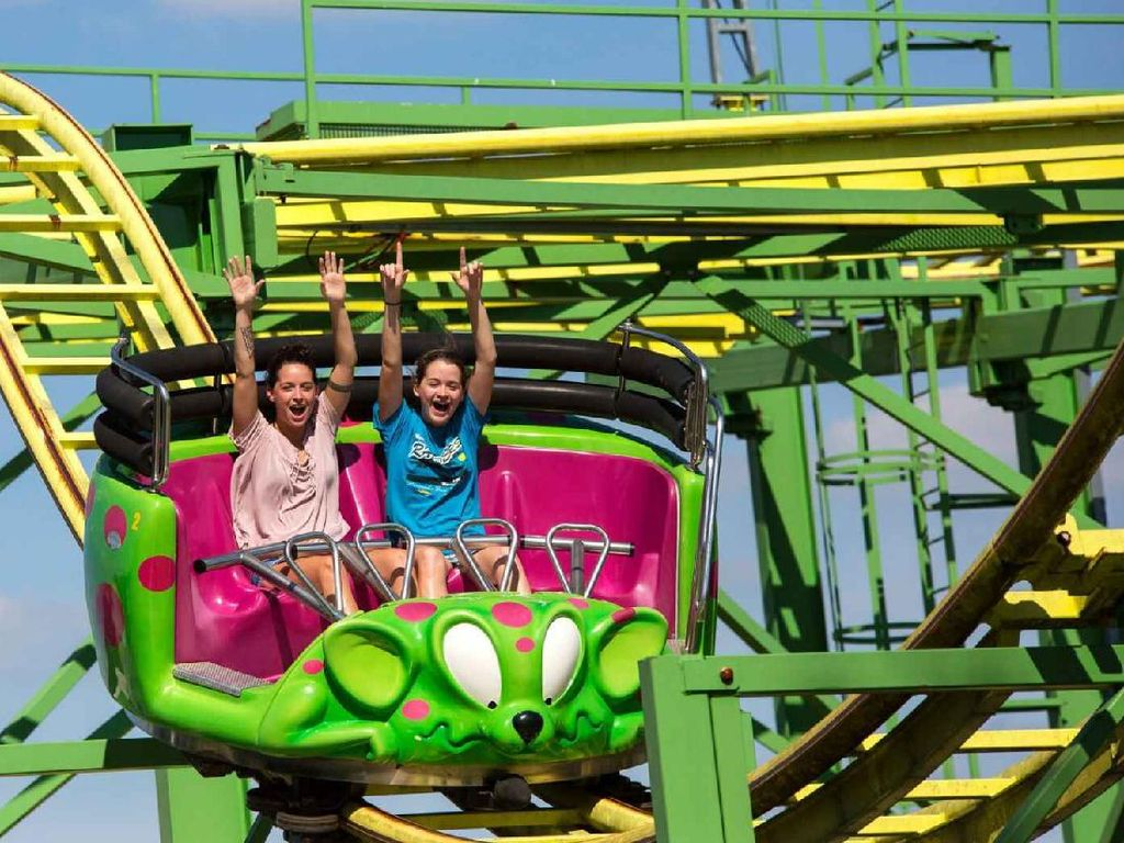 Mau Hindari Kerumunan, Taman Rekreasi Ini Bisa Disewa Satu Keluarga
