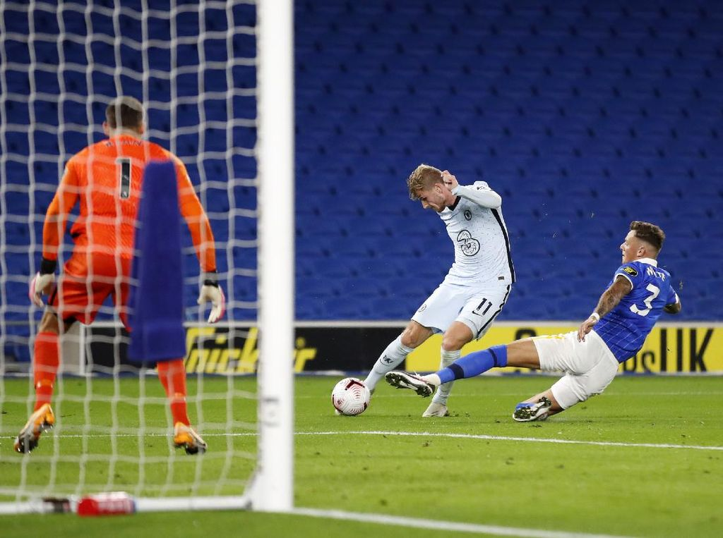 Torres: Chelsea Membangun Skuad Fantastis, tapi...