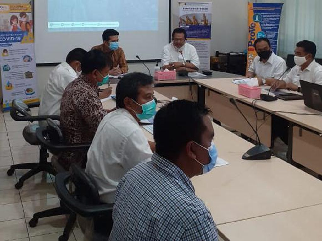 Kunjungi BBWS Bengawan Solo, Wagub Emil Bahas Irigasi, Bencana, Hingga Industri