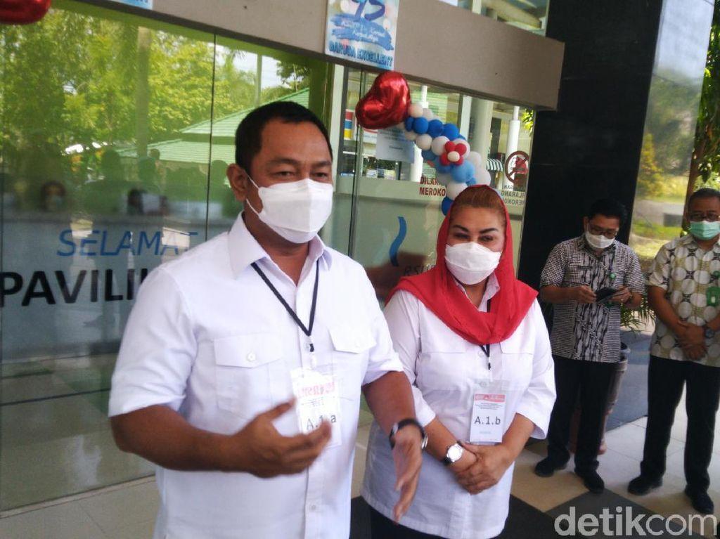 Ganjar Minta Kota Semarang Injak Rem, Walkot: Sudah Dilakukan dari Kemarin