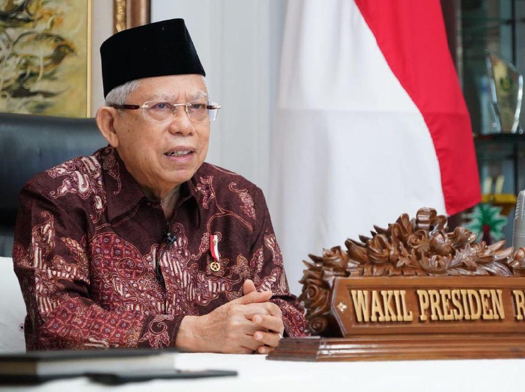 Maruf Amin: Selamat Ulang Tahun ke-75 PMI, TerusSemangat Bantu Masyarakat