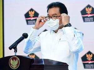 Jokowi Soroti Kasus Corona Memburuk, Ini Kata Satgas COVID-19