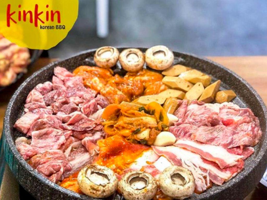 Di Bintaro Ada 5 Korean BBQ All You Can Eat yang Harganya Terjangkau