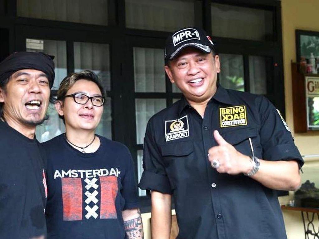 Budayawan Dukung Ketua MPR Ciptakan Lagi Kurikulum Pancasila di Sekolah
