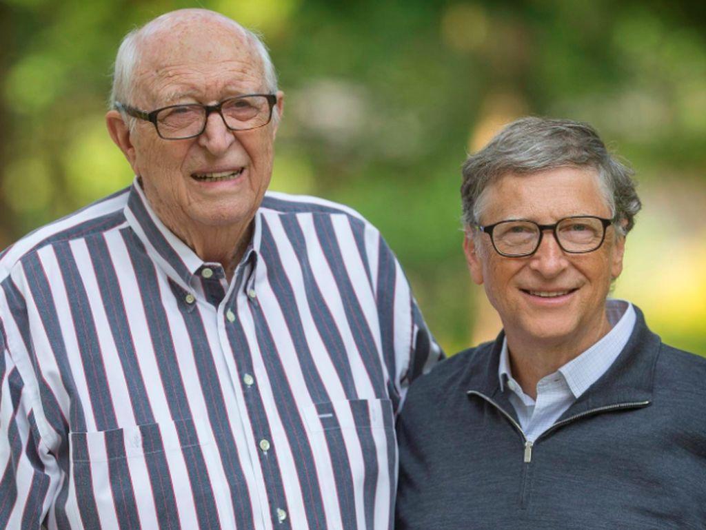 Video: Ayah Bill Gates Meninggal Dunia