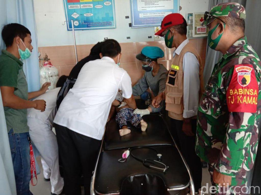 Ikut Ayah Mandi di Laut, Bocah 4 Tahun di Situbondo Tewas Tenggelam