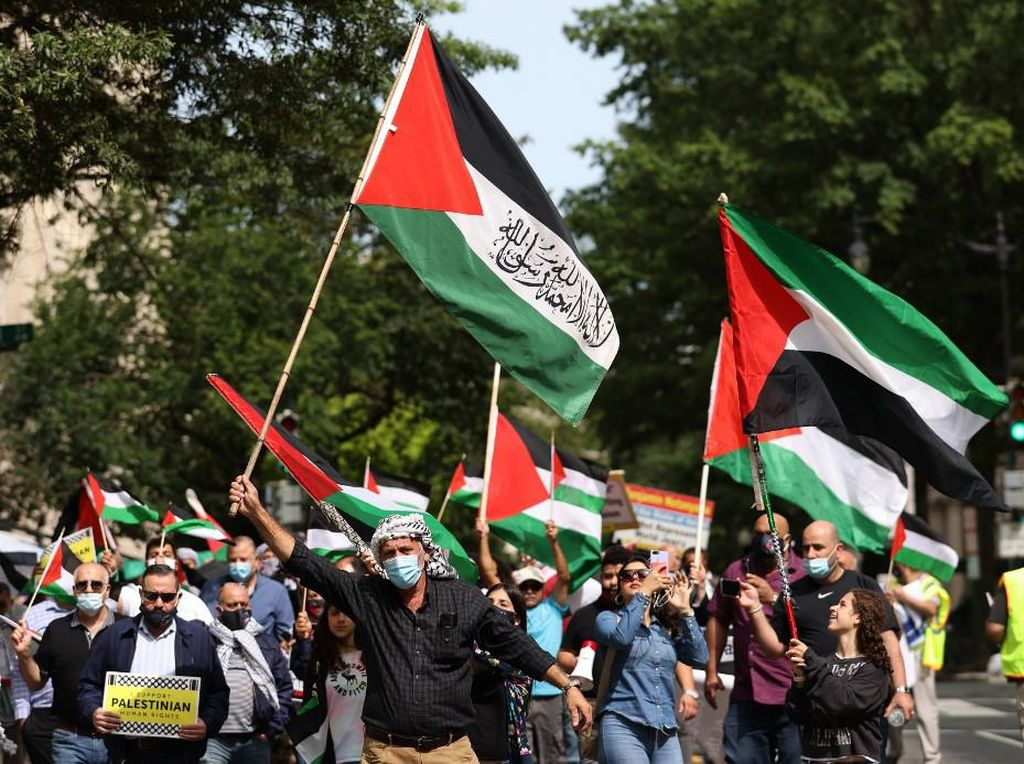 Palestina Umumkan Komitmen Damai Israel