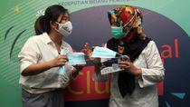 Dukungan Sejuta Masker untuk Indonesia