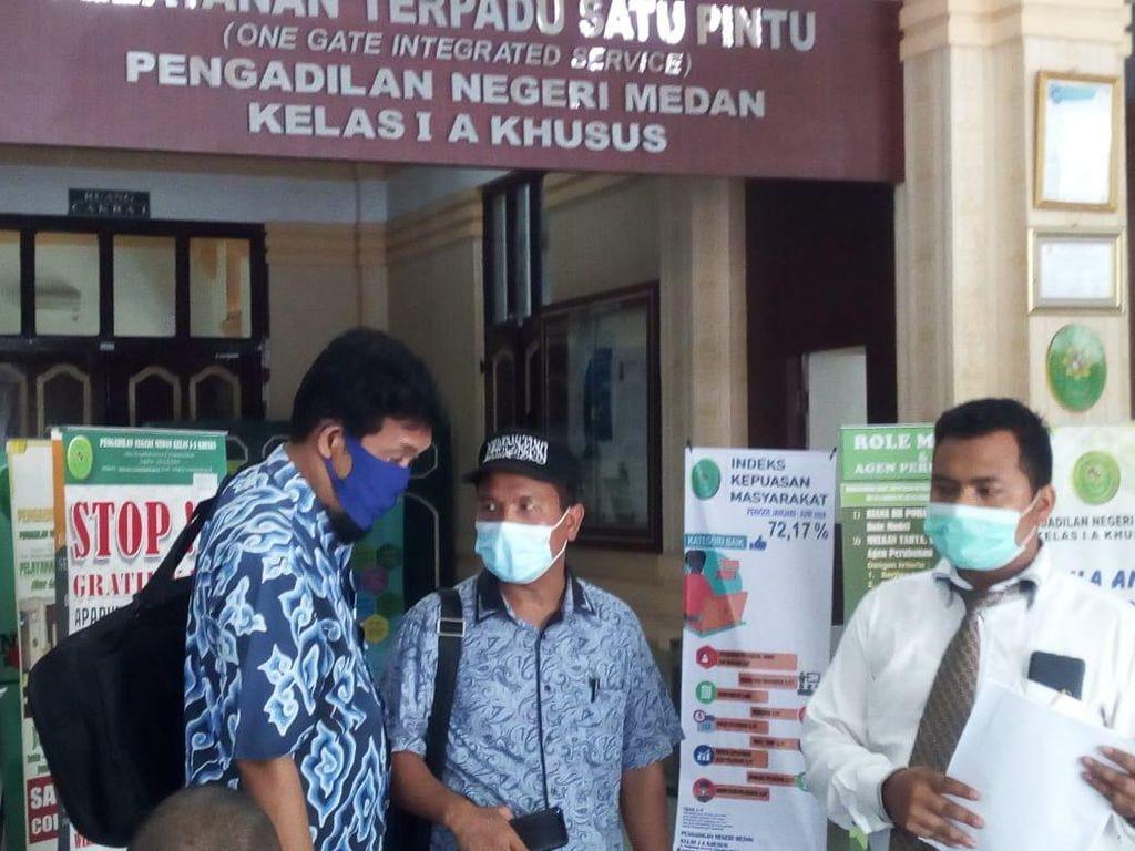 Minta Pilkada Medan Ditunda, GNPF Ulama Sumut Gugat KPU-Bawaslu ke PN