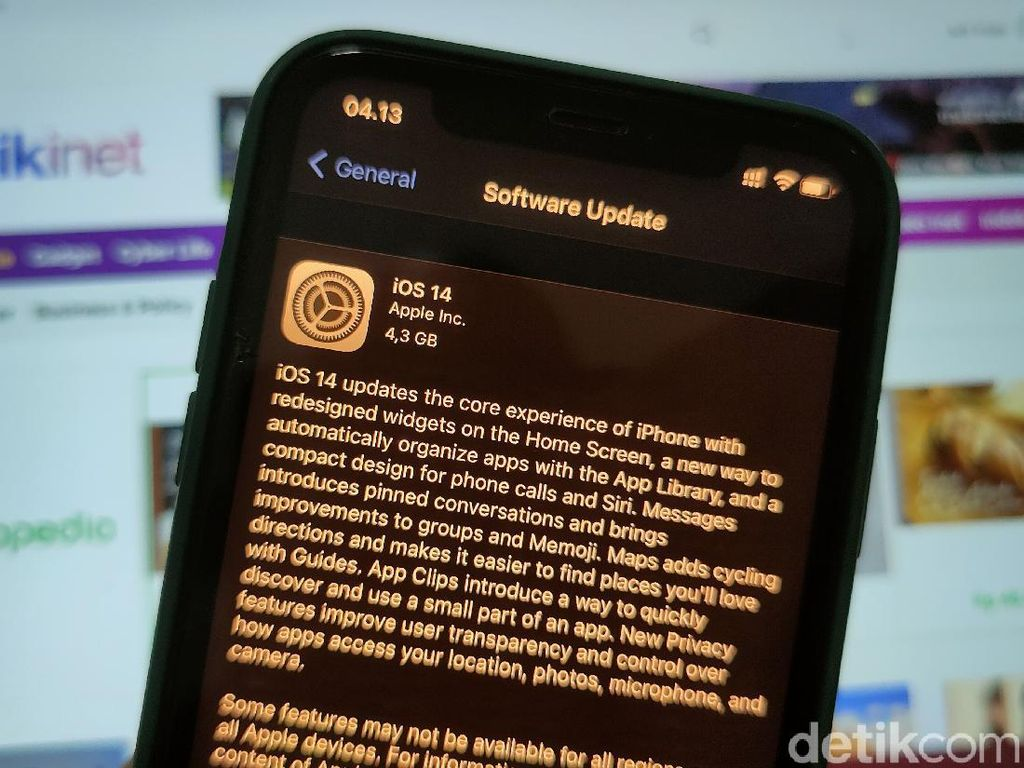 iOS 14 Sudah Tersedia, Ini Cara Download dan Instal di iPhone