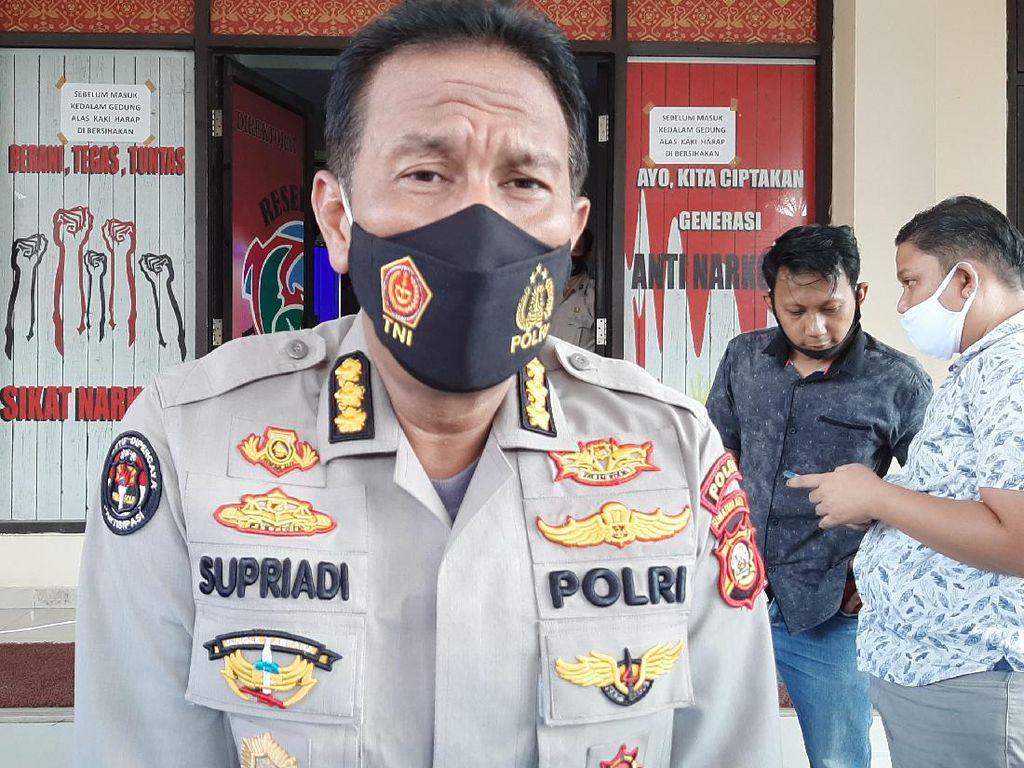 Polisi Tangkap 46 Orang Terkait Narkoba Selama Oktober di Sumsel