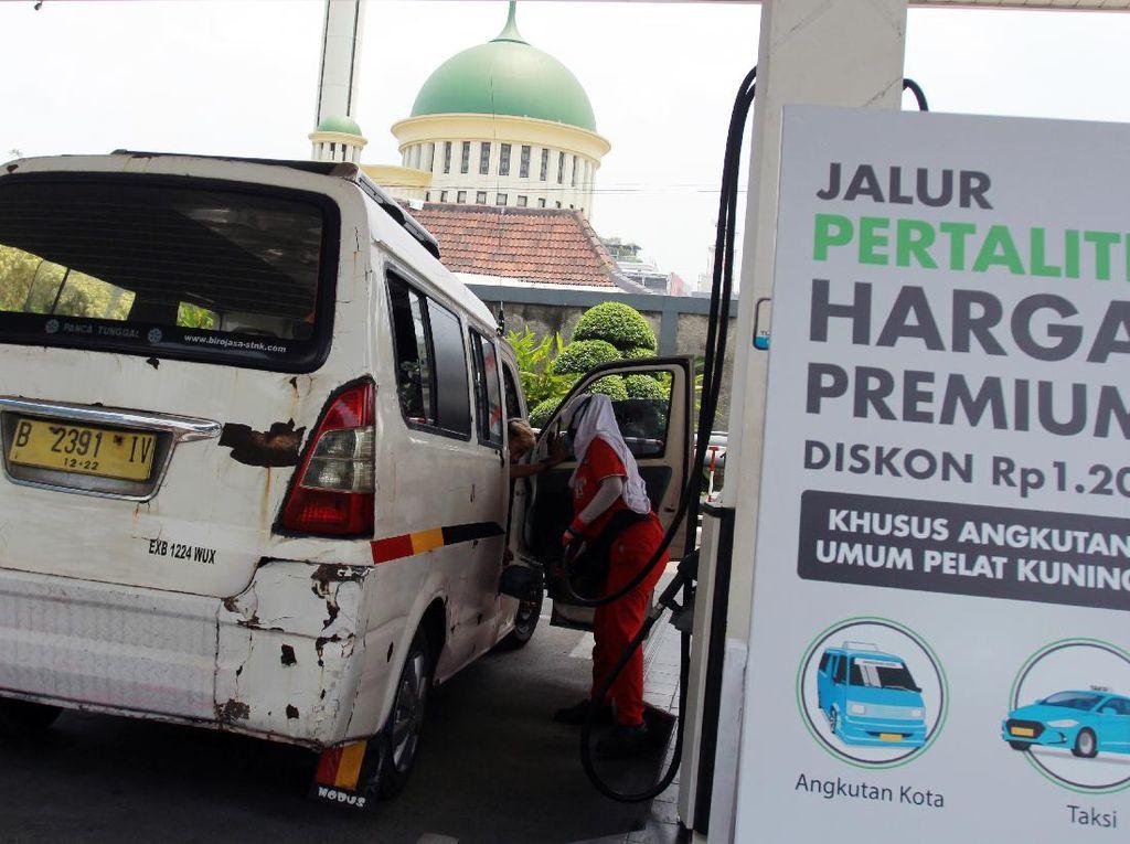 Pertalite Dijual Seharga Premium di SPBU Jakarta, Catat Lokasinya!
