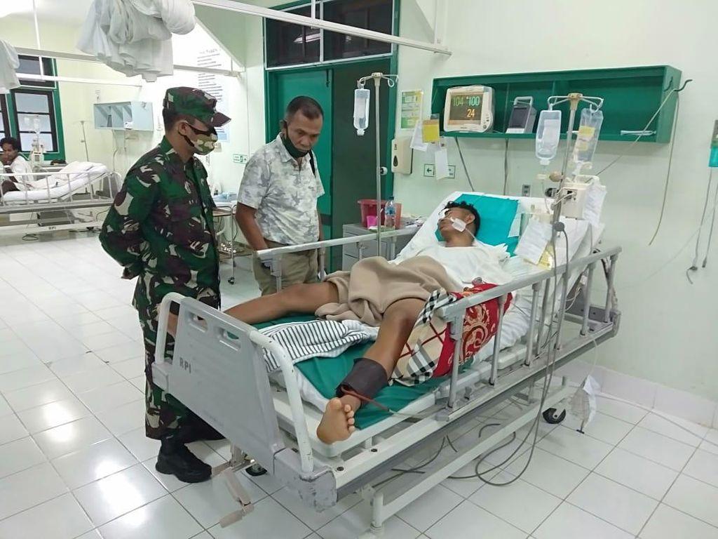 2 Warga Sipil Ditembak KKB di Intan Jaya, TNI Tanggung Biaya Perawatan