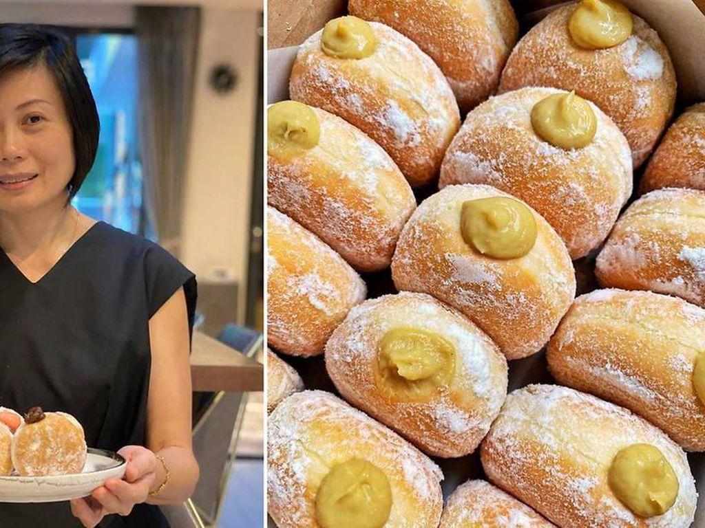 Mantan Manager Hotel Ini Sukses Jualan Donat Durian Pengat