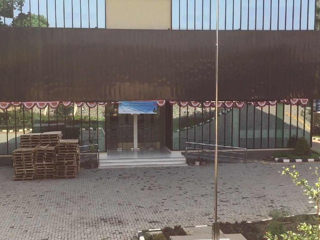 Menilik GOR Pancoran, Salah Satu Tempat Isolasi Pasien Corona di DKI