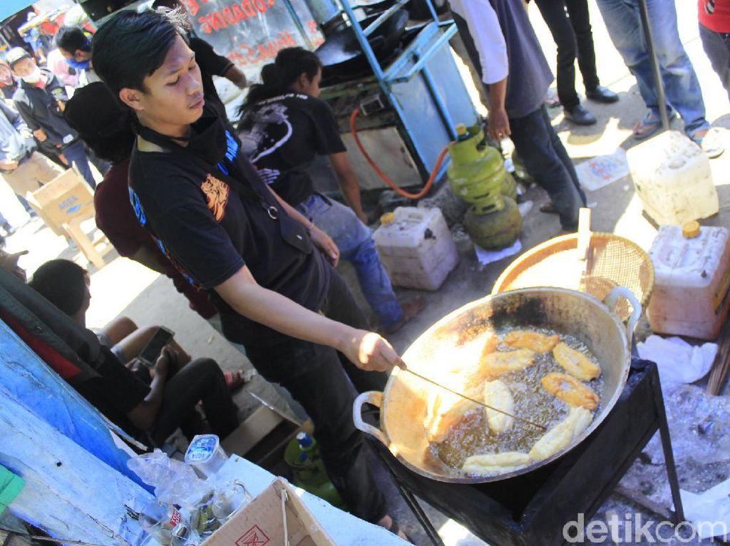 Viralnya Odading Mang Oleh di Bandung, Berawal dari Bercanda