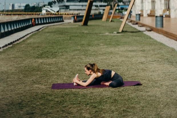 yoga dapat meningkatkan kesehatan mental