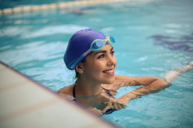 renang merupakan salah satu olahraga untuk meningkatkan kesehatan mental
