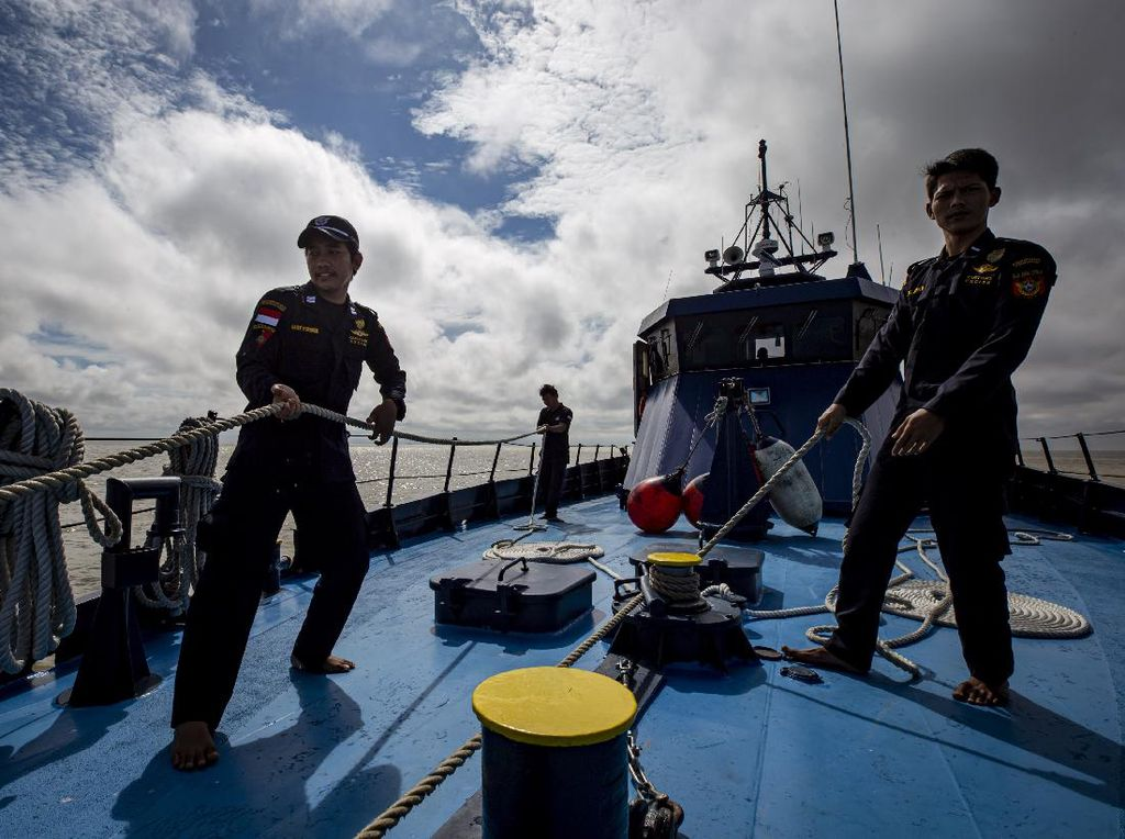 Pencurian di Atas Kapal Masih Jadi Momok di Perairan Rupat