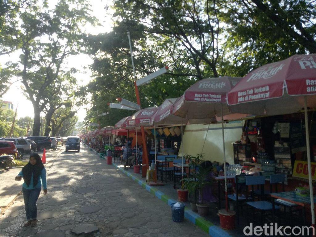 Pemkot Makassar Usut Dugaan Pungli di Lapak Kuliner Kanrerong