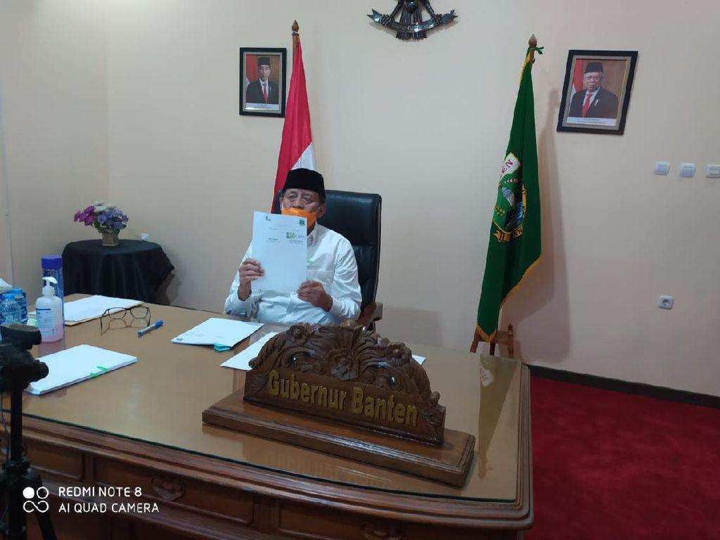 Pulihkan Ekonomi, Pemprov Banten Pinjam Dana Rp 851,7 M ke PT SMI