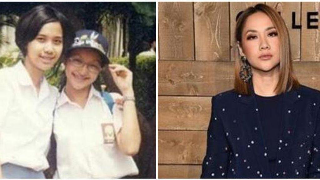 10 Foto Penyanyi Indonesia Saat SMA vs Dewasa, Siapa Paling Bikin Pangling?