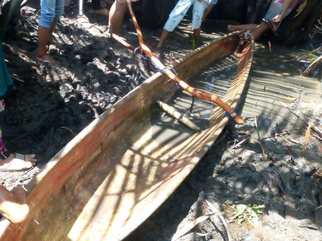 Perahu Terbalik Saat Main di Sungai, ABG Wanita Makassar Tewas Tenggelam