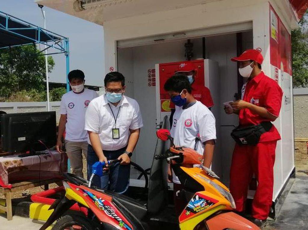 Pertamina Tambah 6 Pertashop di Kabupaten Bekasi dan Purwasuka