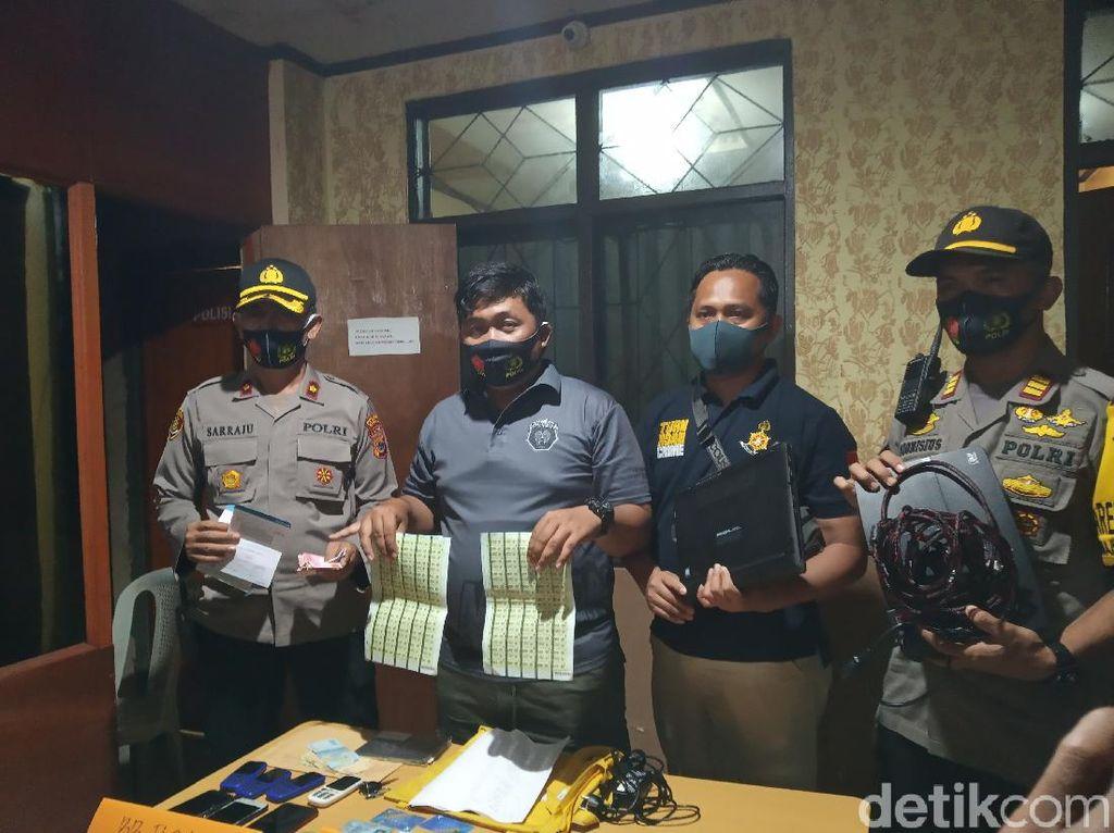 Bebas dari Samarinda, Residivis Ini Berkomplot Bobol Kantor Pos Timika