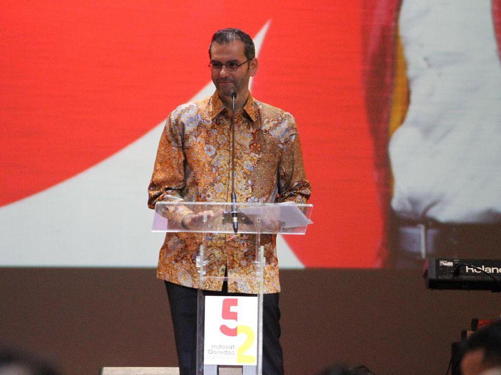 Indosat Yakin Industri Telekomunikasi Bantu Pulihkan Ekonomi Bangsa
