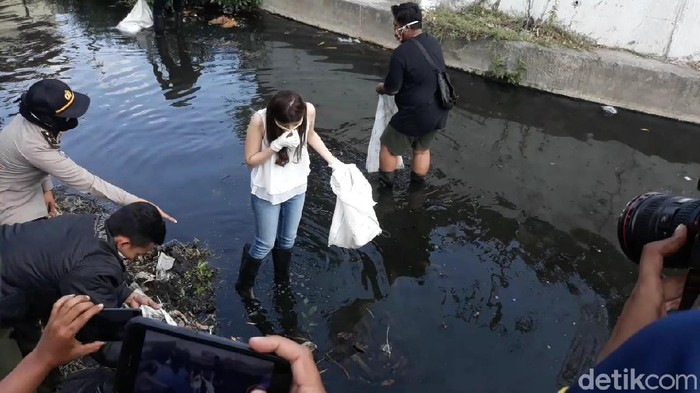 Razia masker di Solo, Rabu (16/9/2020).