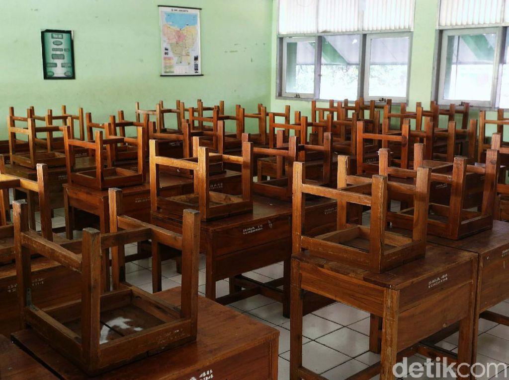 Pemprov DKI Terbitkan Aturan Jika Sekolah Nantinya Tatap Muka, Ini Isinya
