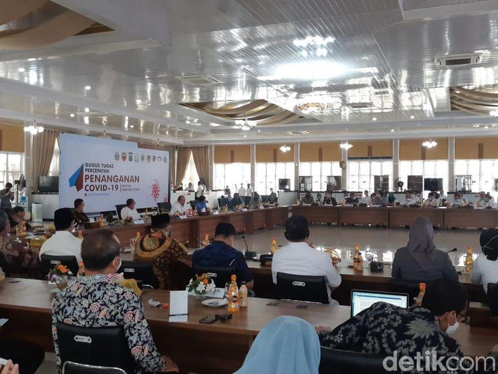 Gubsu Minta Ketua DPD Usulkan Sistem Zonasi Dihapus: Tak Cocok di Daerah