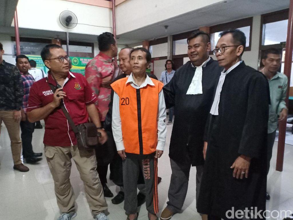 Sugeng Pelaku Mutilasi di Kota Malang Divonis Hukuman Mati, Ini Kata Pengacara